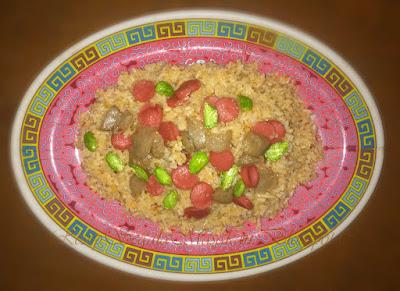 Resep Nasi Goreng Sosis Baso Petai