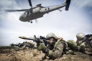 Khawatir memperburuk Situasi, NATO Memilih Abstain Dalam Operasi Militer di Suriah - Commando