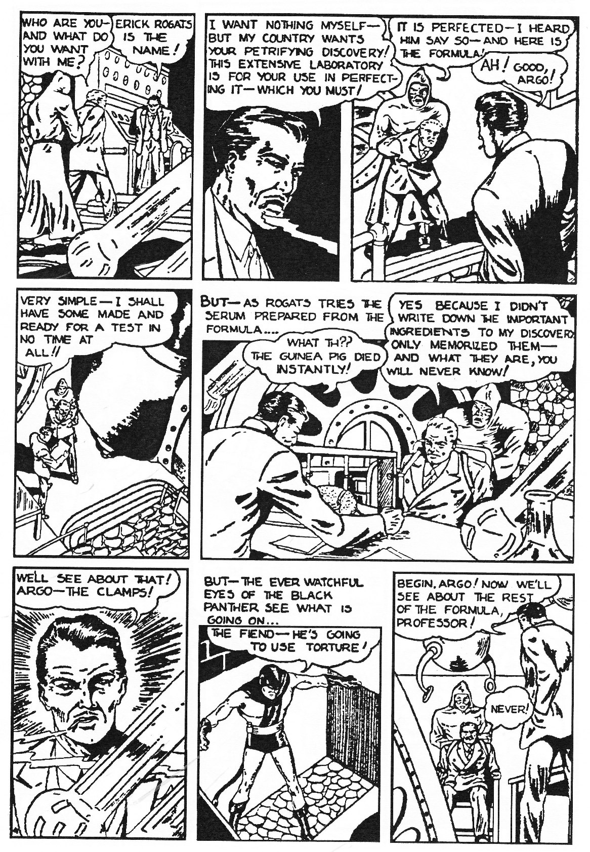Read online Men of Mystery Comics comic -  Issue #83 - 59