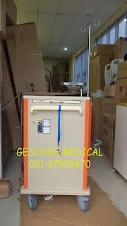 Lemari Emergency IGD