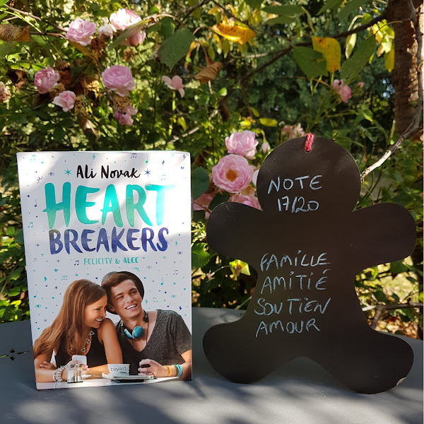 Heartbreakers, tome 2 : Felicity et Alec de Ali Novak