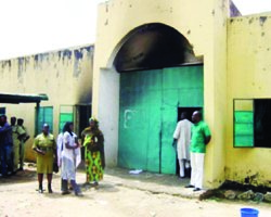 Fear grips people as fire guts Kuje Prison clinic