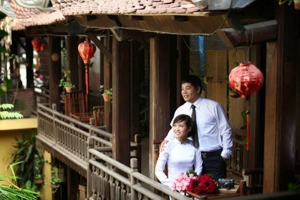 Quán Cà phê chụp ảnh cưới lý tưởng tại Hà Nội địa điểm đẹp 9