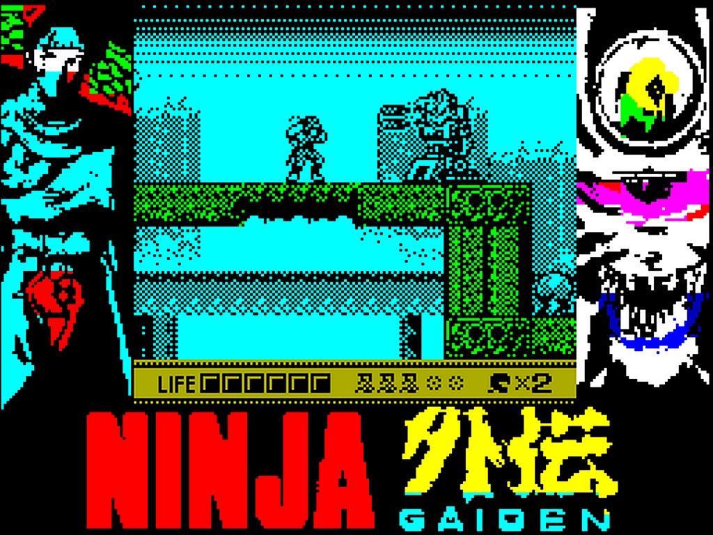 shadow of the ninja nes