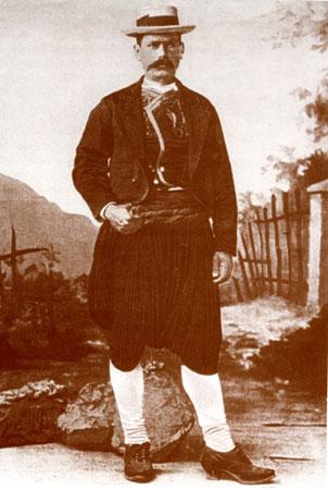 Τέλη του 1870, Κερκυραίοι αστοί