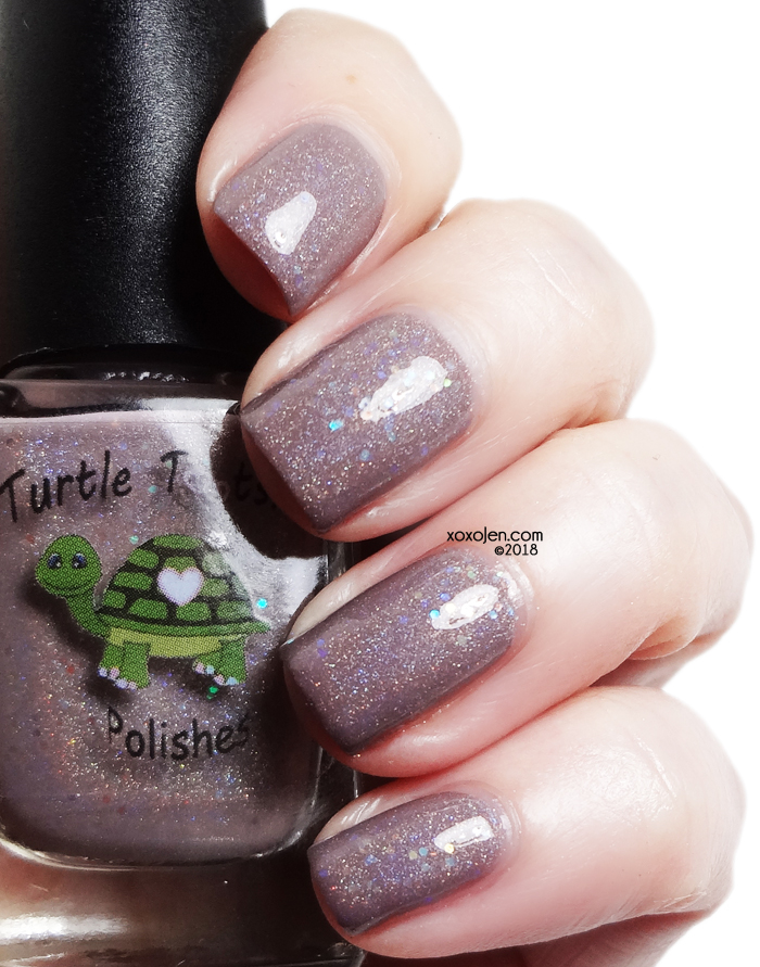 xoxoJen's swatch of Turtle Tootsie Can You Chew Any Louder