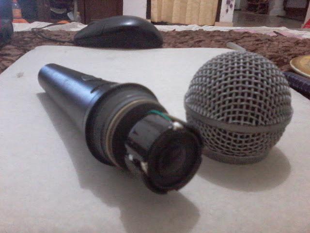 Kenapa Mic Tidak Ada Suara Pada Speker System Portable