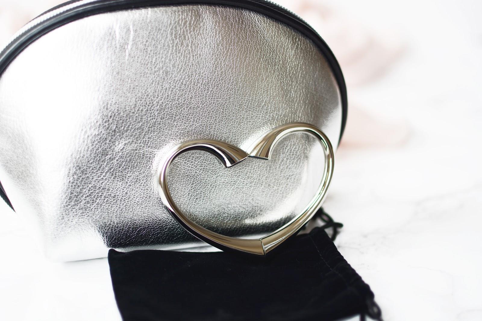 silver handbag hook