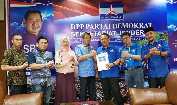 Maksimalkan Mesin Partai, Demokrat Enrekang All Out Menangkan IYL-Cakka