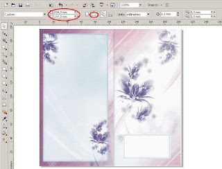 Download Template Undangan Khitanan Mazaya MZ 011  Versi CorelDRAW Gratis!