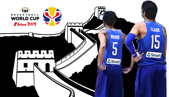 LIST: Scenarios for Gilas to be able to make it to the 2019 FIBA World Cup