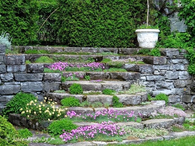 Fen tre sur mes photos les jardins de quatre vents 1 de 3 for Jardin 4 vents charlevoix