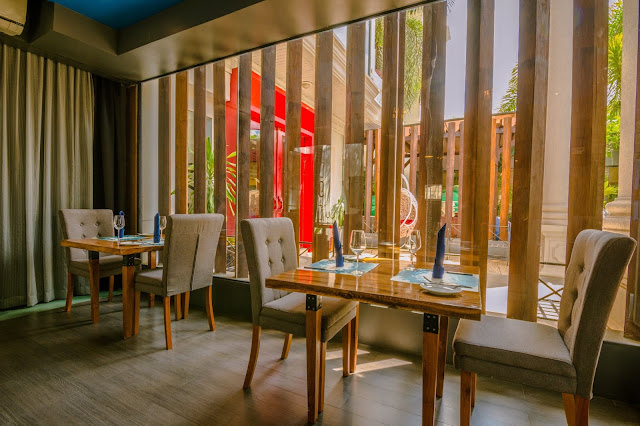 Number 1 Restaurant in Siem Reap, Angkor, Cambodia