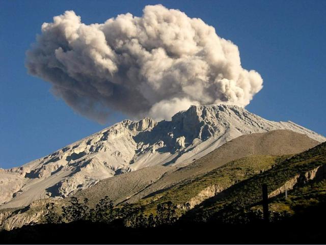 letusan gunung berapi paling mematikan