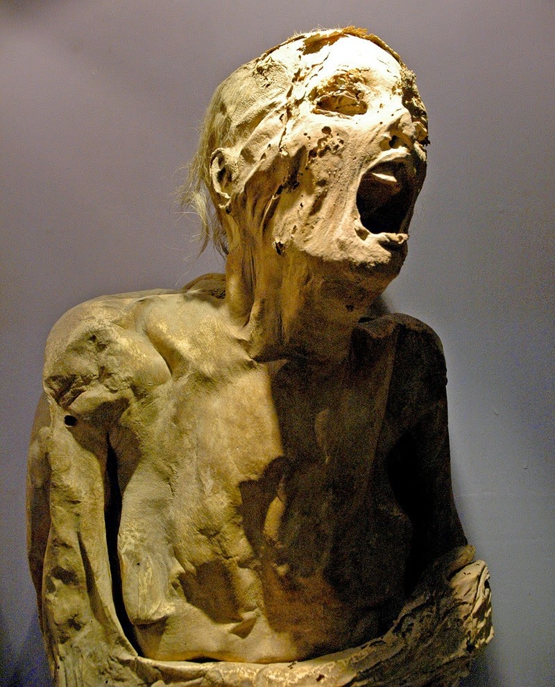13 of the world's most terrifying mummies