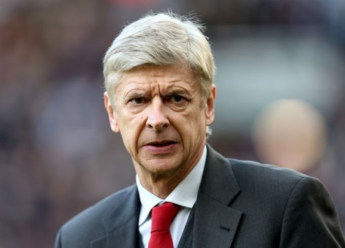 BREAKING NEWS!! Arsene Wenger Finally Names The Manager That Will Replace Him At Arsenal