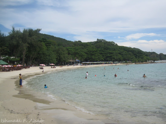 Ao Phai Beach of Koh Samet Island