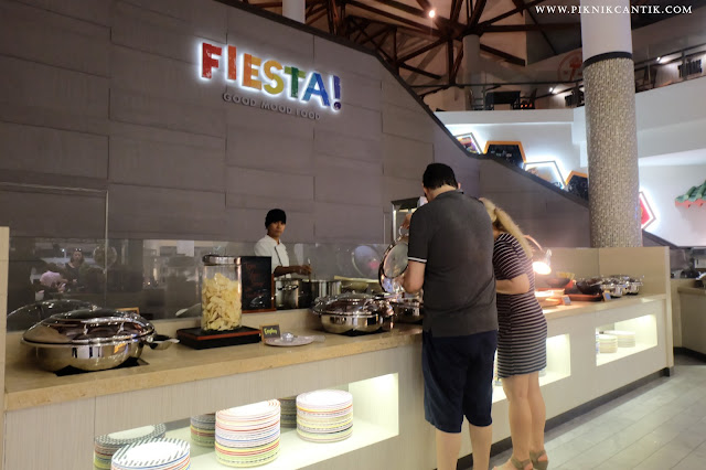 Restoran di Bintan Lagoon Resort