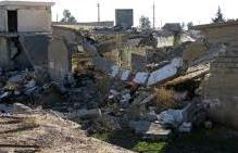 razing Arab villages in northern Iraq