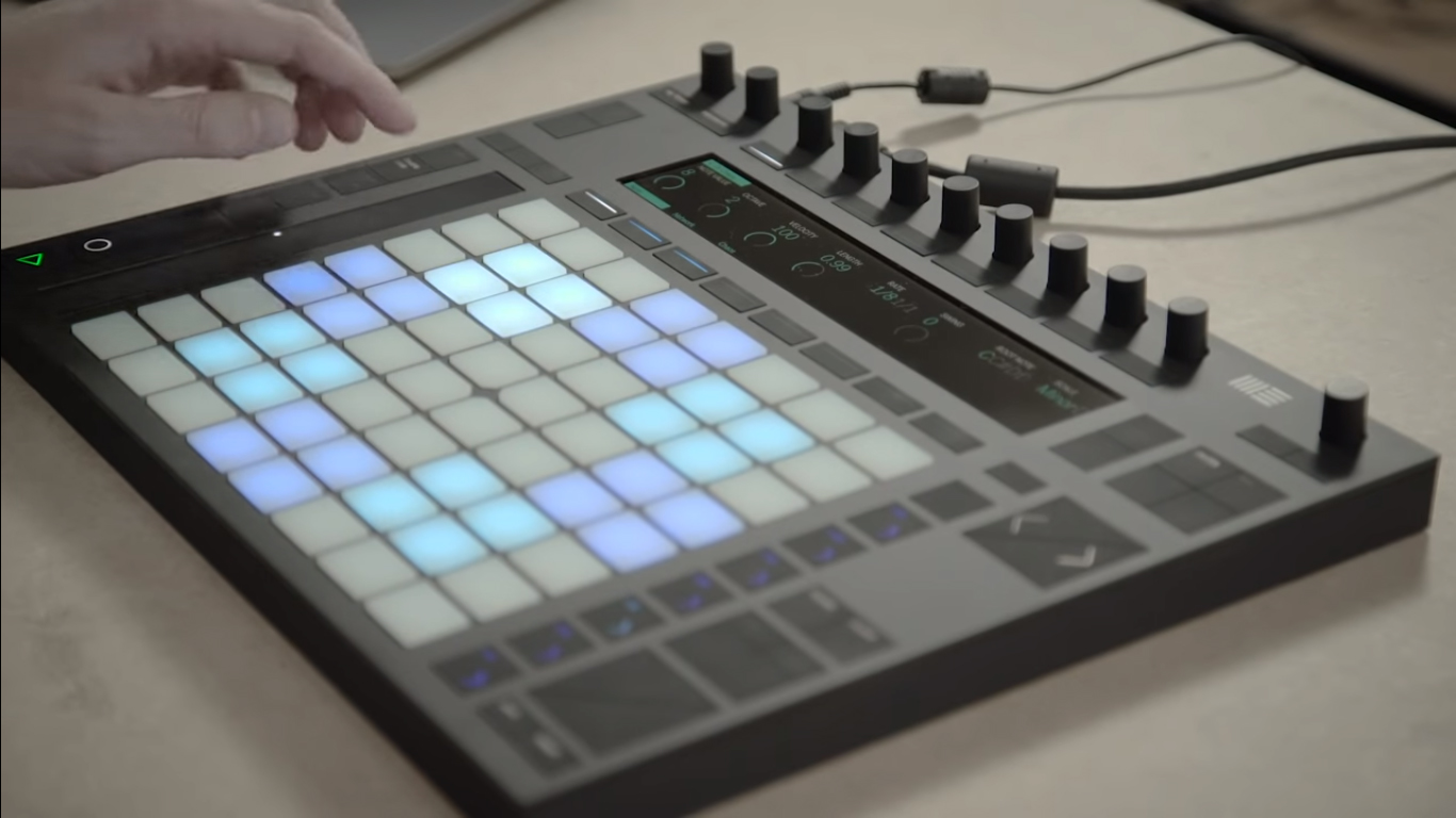 Ableton has released a free collection of creative sequencers for