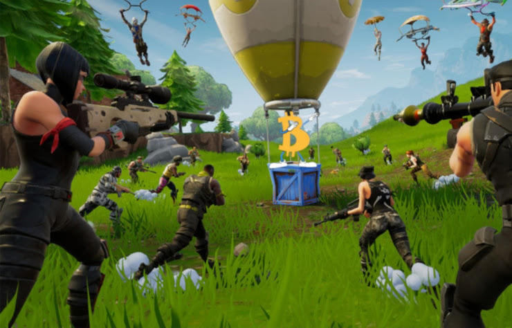 Beware: Fortnite gamers trying to download cheats are having their Bitcoin stolen by hackers