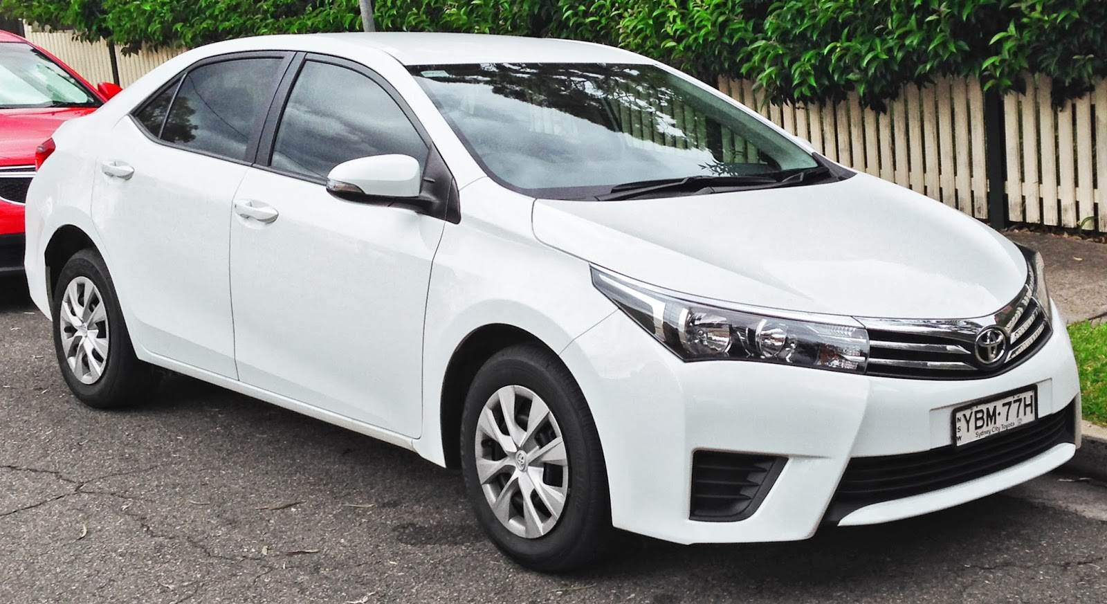Toyota Crolla 2014-Best Selling Cars