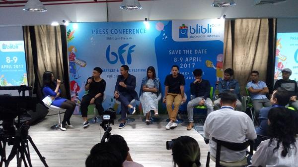 Pencinta Budaya Indonesia Wajib Datang ke BFF 2017