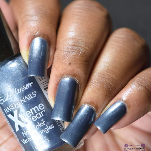 Sally Hansen Xtreme Wear Gunmetal