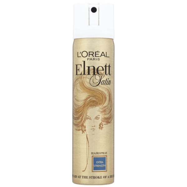 L'oreal paris elbert satin hairspray extra spray