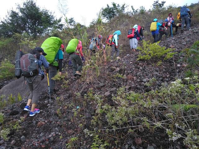 Jalur Gunung Guntur
