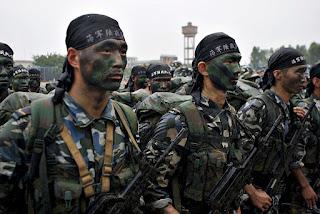 Dalih Perangi Teror, China Bentuk Pasukan Khusus Luar Negeri