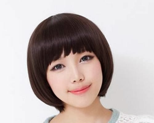 Cute Andro Girls Wallpaper Cute Short Korean Hairstyle Fashion By Nessy
