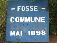 Fosse commune