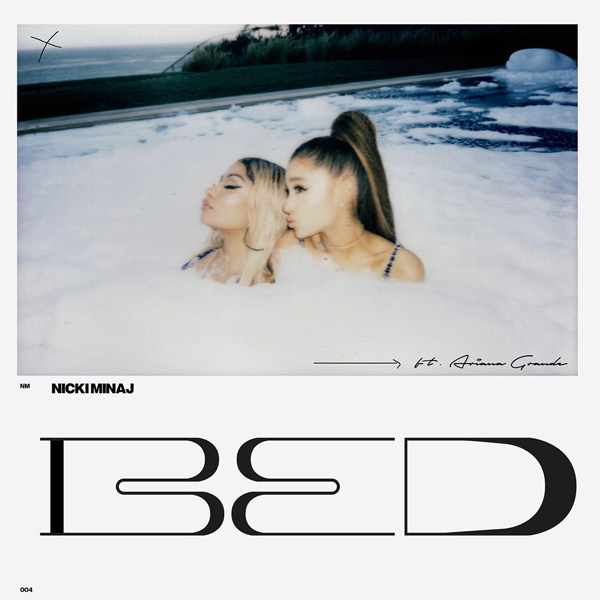 Nicki Minaj Unveils New Single 'Bed' feat. Ariana Grande