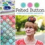 Susan Carlson of Felted Button -- Colorful Crochet Patterns
