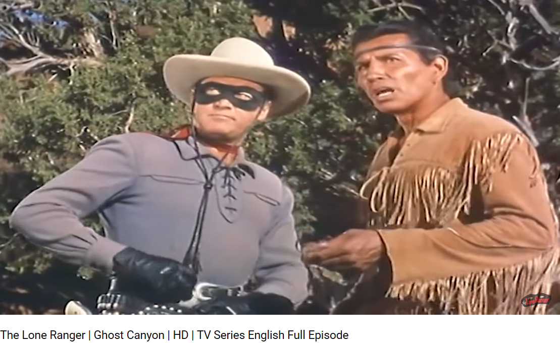 Western Magazine Digest Tonto The Man Who Saved The Lone Ranger
