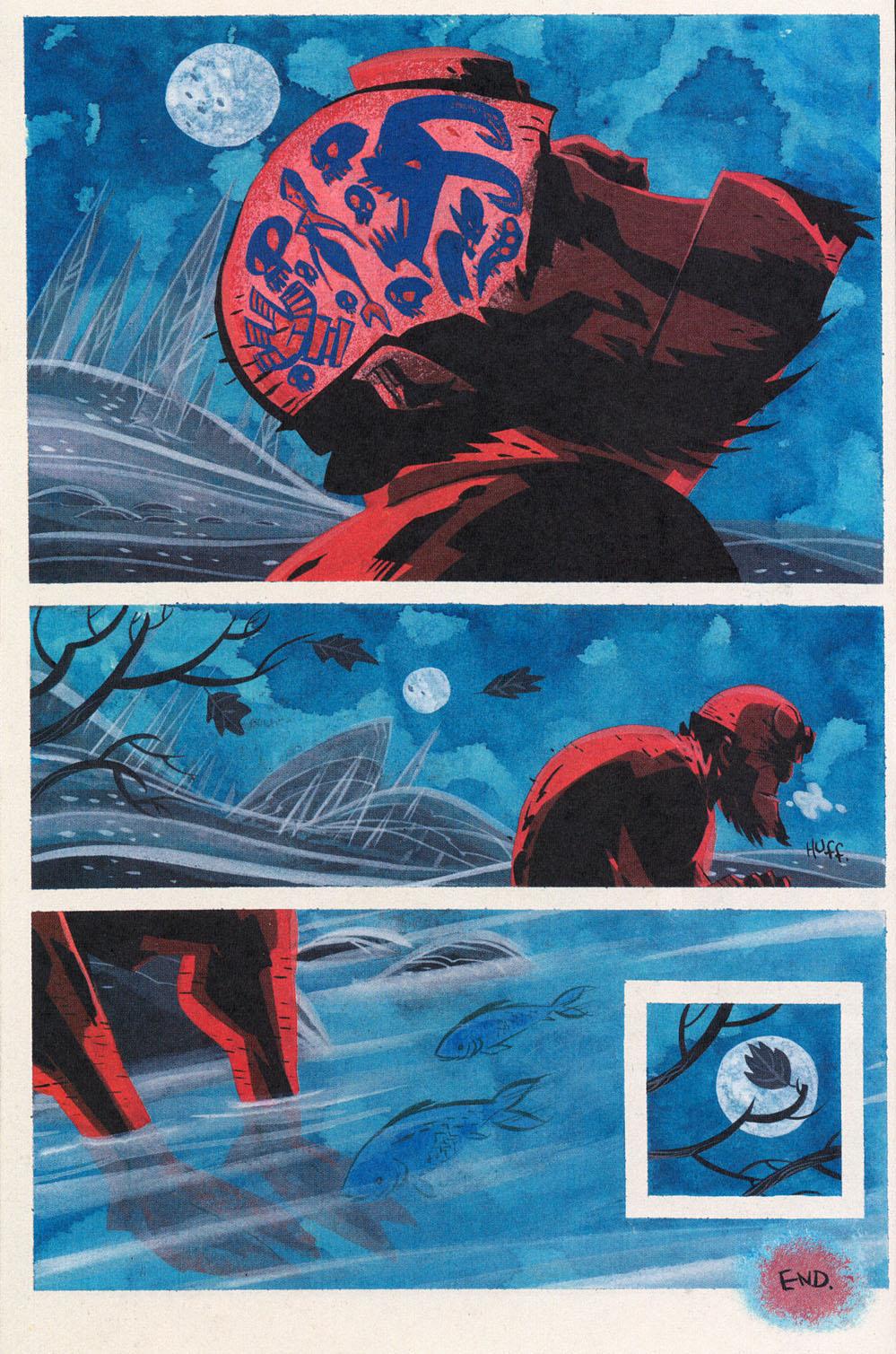 Read online Hellboy: Weird Tales comic -  Issue #5 - 18