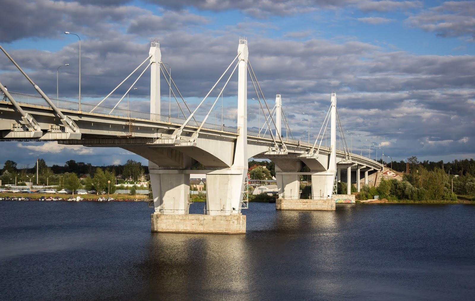 Мост в кимрах фото