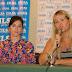 Candela Vetrano puso su granito de arena en evento solidario de CILSA