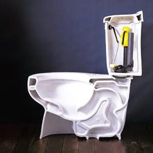 アメリカのトイレの話