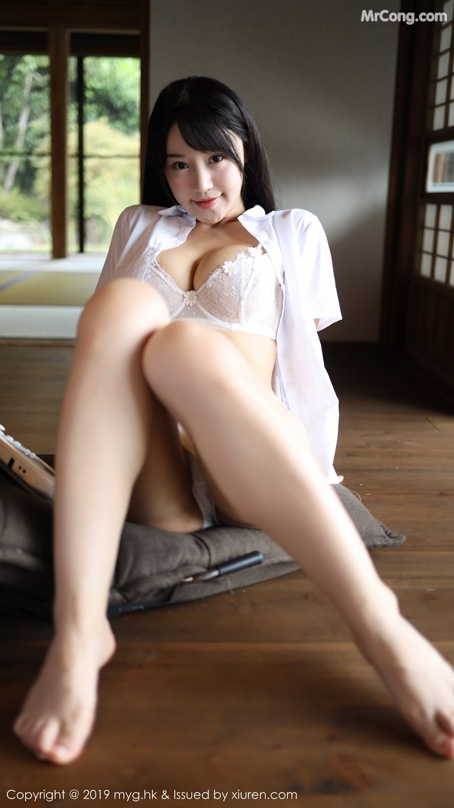 MyGirl Vol.389: Zhu Ke Er (Flower朱可儿) (134P)