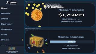 Case Clicker 2 Mod Apk Unlimited Money