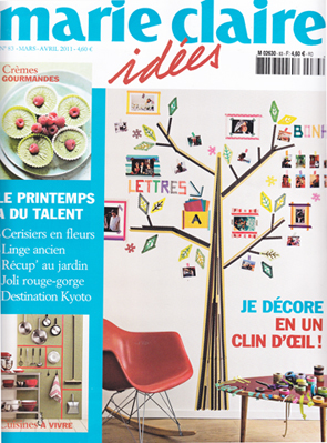 Marie Claire Idees My Life As A Magazine