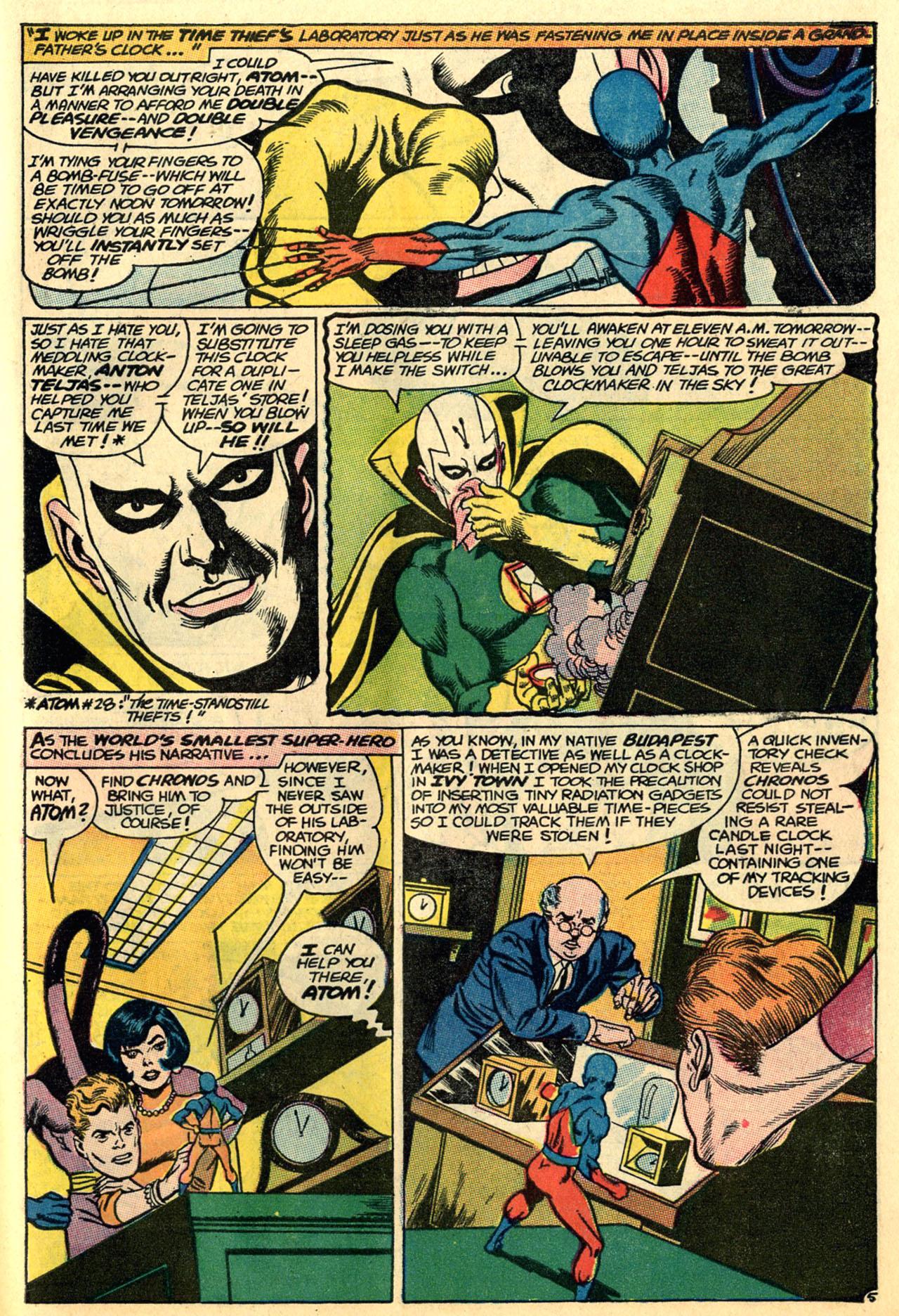 Detective Comics (1937) 368 Page 25