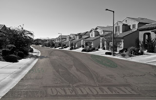 Neighborhood Road of Money