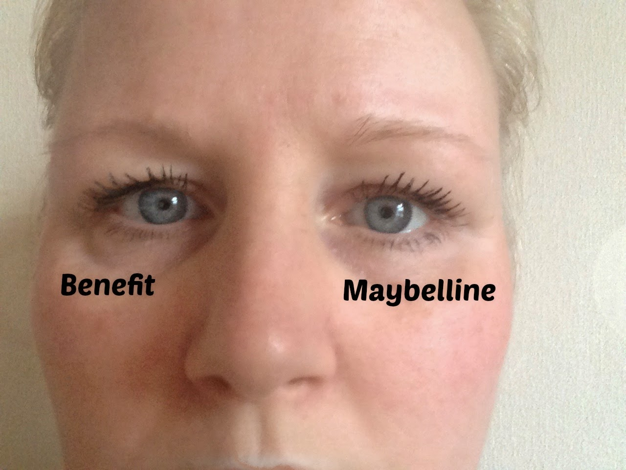a2c29b44adb ... Instagram followers chose as the high end product was in actual fact  the Maybelline Lash Sensational mascara and the left was the Benefit Roller  Lash.