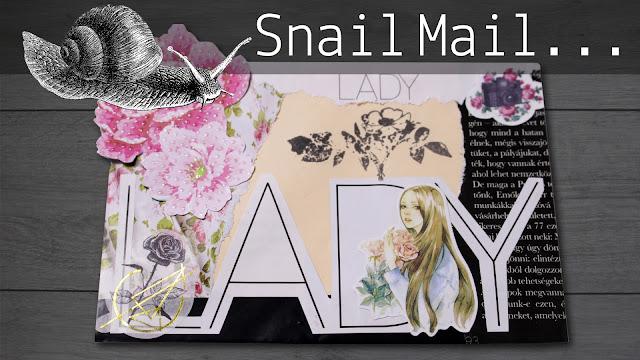 Snail Mail Penpal Ideas | Boríték dekorálás