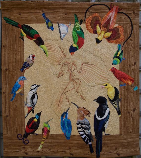 Evolution quilt