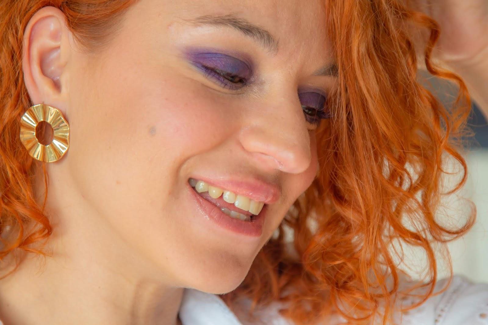 Un maquillage coloré avec des produits naturels pour le printemps