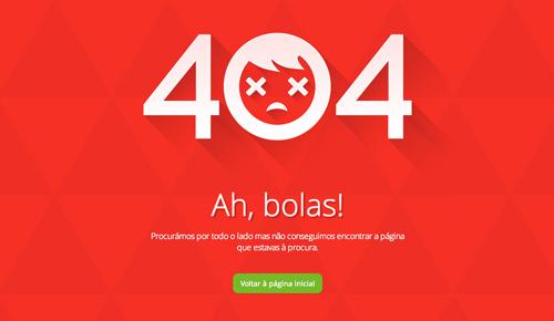 ما سبب عرض صفحة الخطأ 404؟
